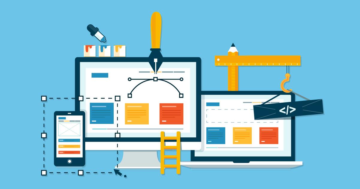 Σχεδιασμός Ιστοσελίδων: Τα 5 βασικά στοιχεία για ελκυστικό design
