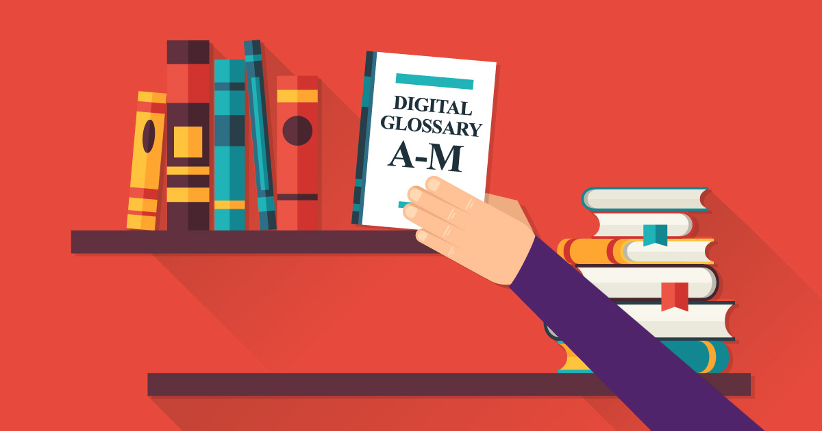 Digital Marketing Glossary by Wedia