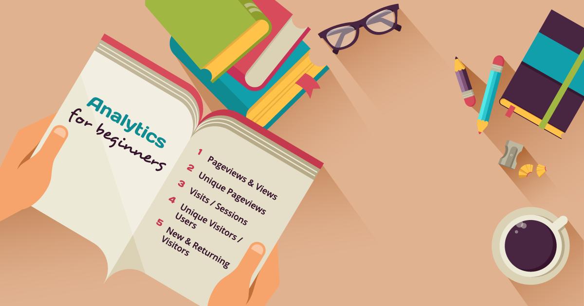 Web Analytics: Οι 5 όροι που πρέπει να γνωρίζετε!