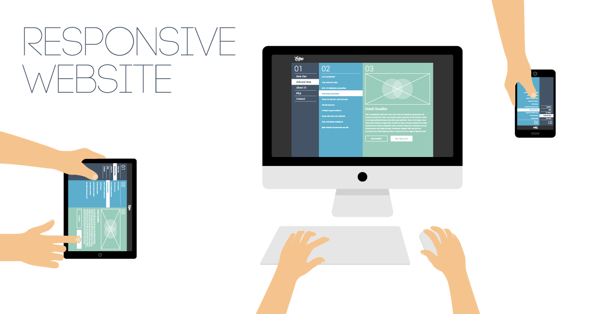Responsive Design by Wedia