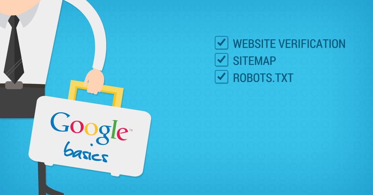 Google Webmaster Tools: Τα 3 πρώτα βήματα για να ξεκινήσετε (για αρχάριους)!