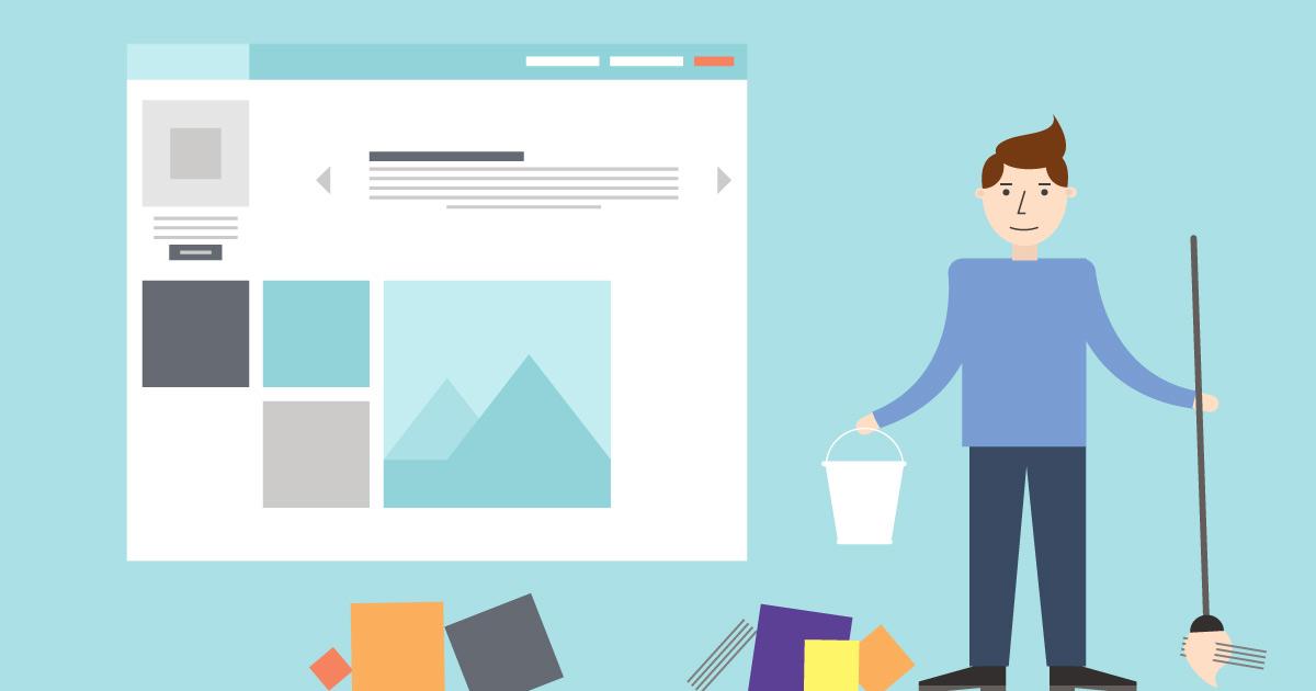 9 ενδείξεις ότι χρειάζεστε ανασχεδίαση website επειγόντως