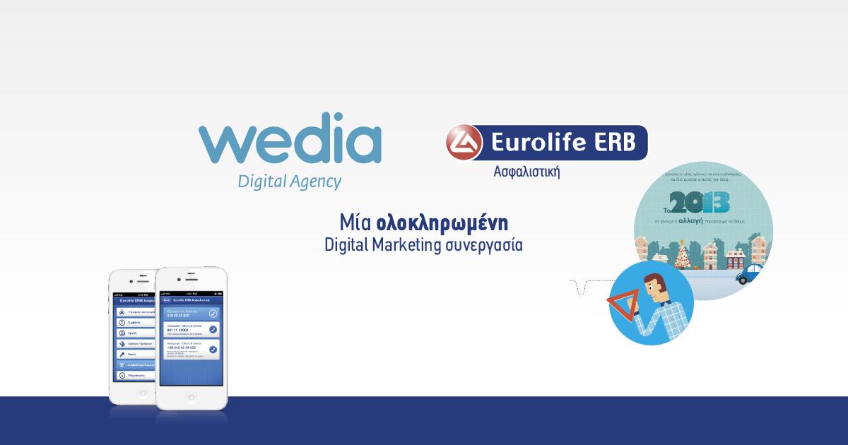 Eurolife ERB digital marketing case study