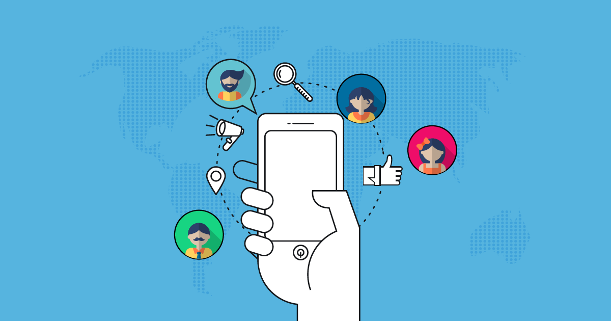 Η χρήση των social media από το κινητό στην Ελλάδα