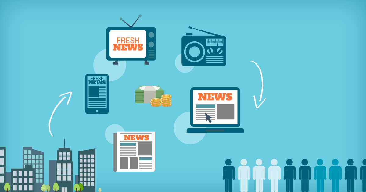 Media Industry: Increasing the engagement but also the revenue