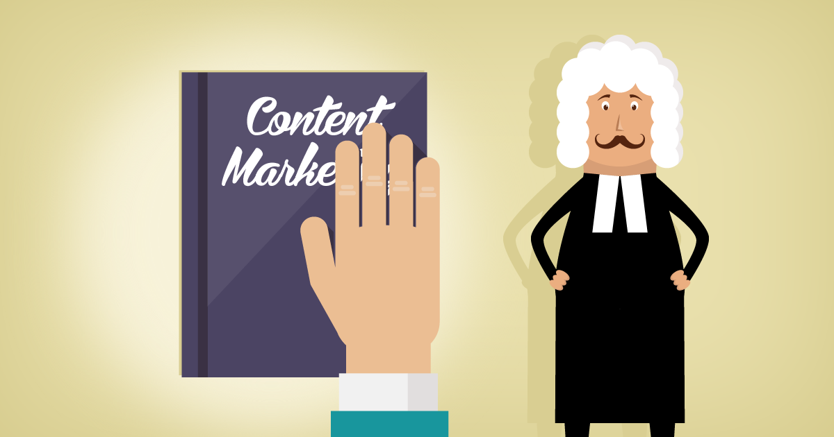 Forget Marketing, target in Loyalty… with Content Marketing as your weapon!