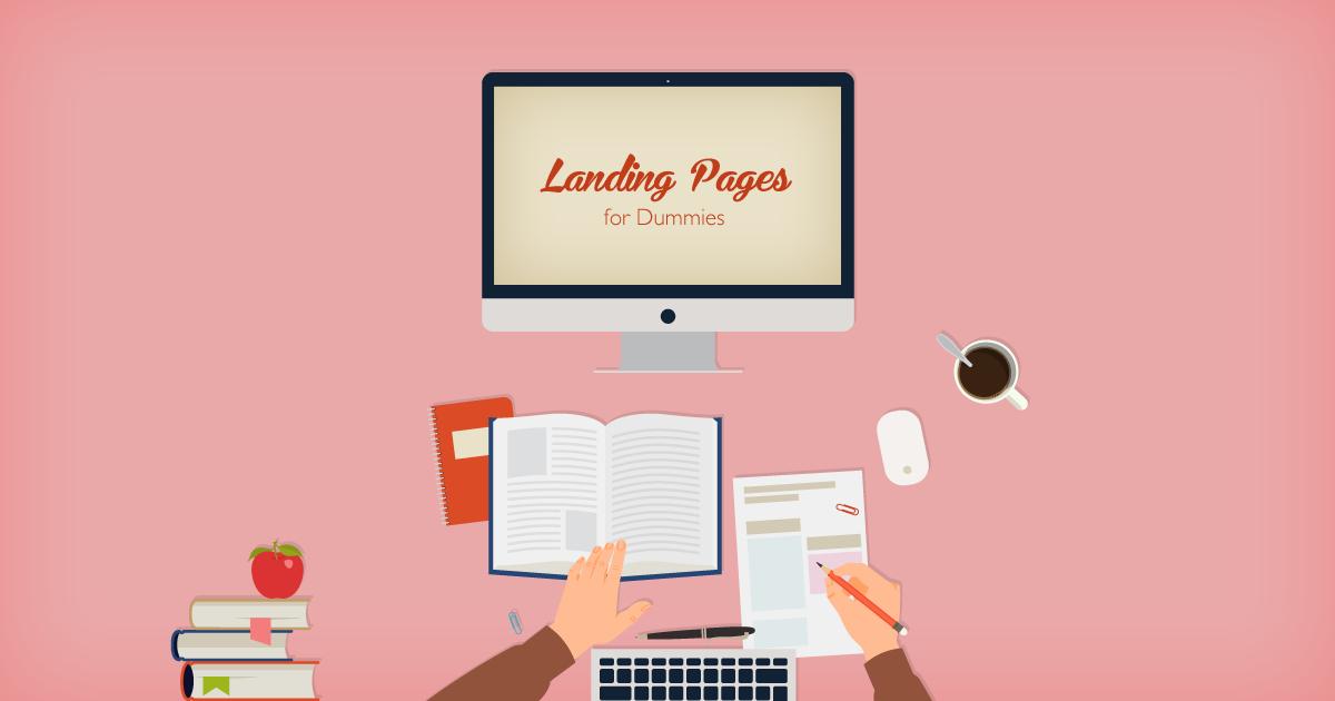 Landing Pages: Μια εισαγωγή για αρχάριους