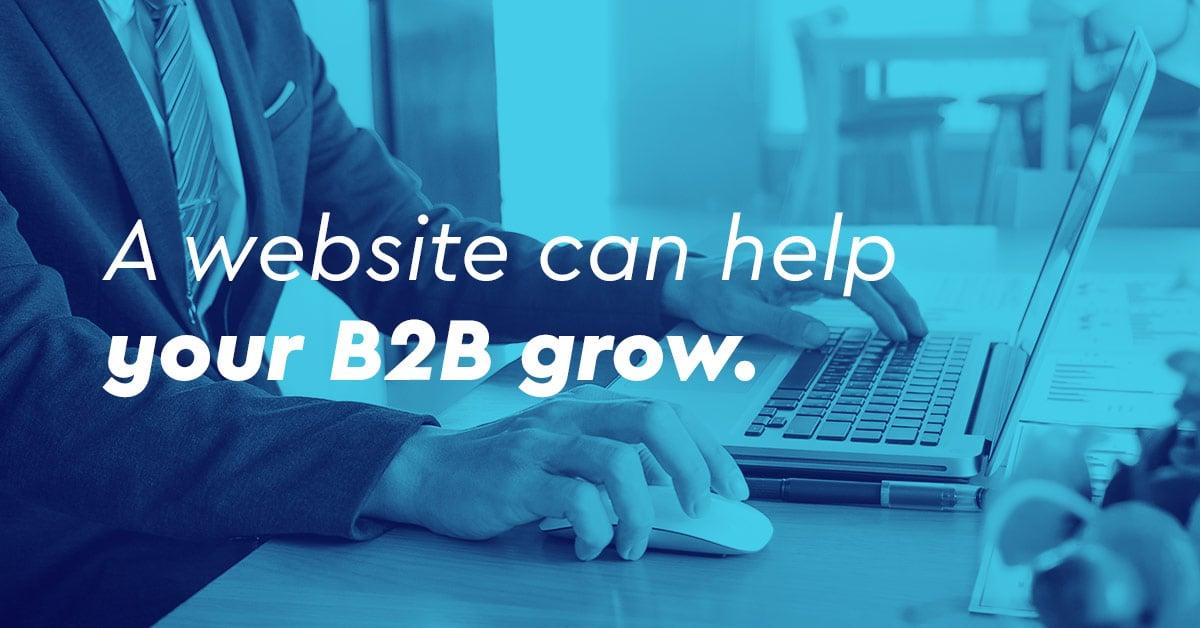 Γιατί μια εταιρική ιστοσελίδα είναι σημαντική για κάθε B2B;