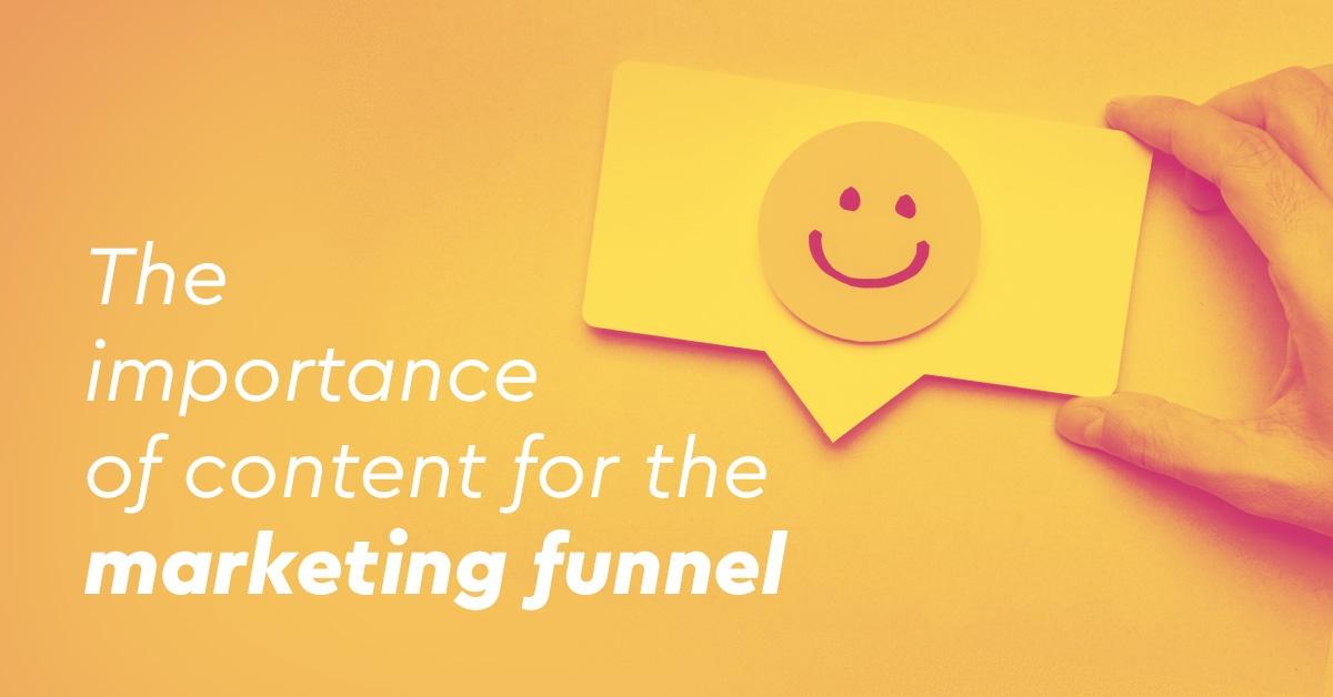 Οι σωστοί τύποι περιεχομένου marketing για κάθε στάδιο του αγοραστικού κύκλου
