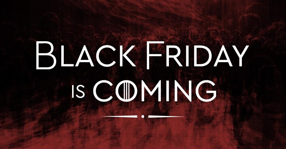 Πώς θα προετοιμάσετε το website σας για την Black Friday