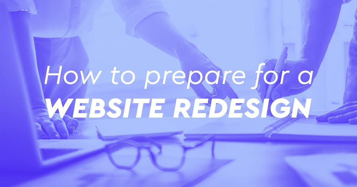 Project website redesign: Πώς να ξεκινήσετε