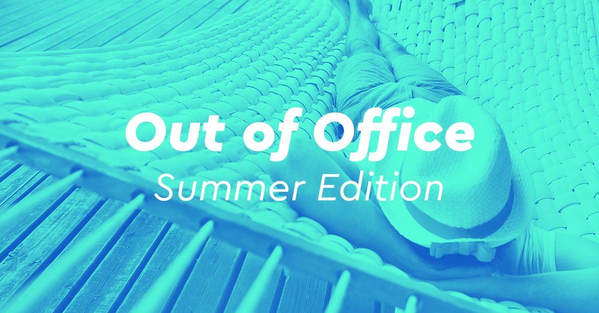 5 ιδέες για μηνύματα εκτός γραφείου πριν τις καλοκαιρινές διακοπές