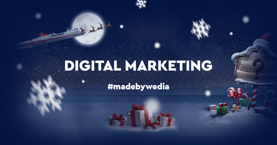 H Wedia λύνει το μυστήριο της νέας γενιάς digital marketing!