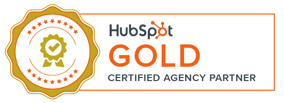 Wedia Gold Partner Hubspot in Greece
