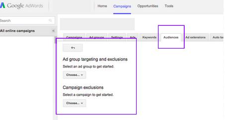 Google Adwords Remarketing