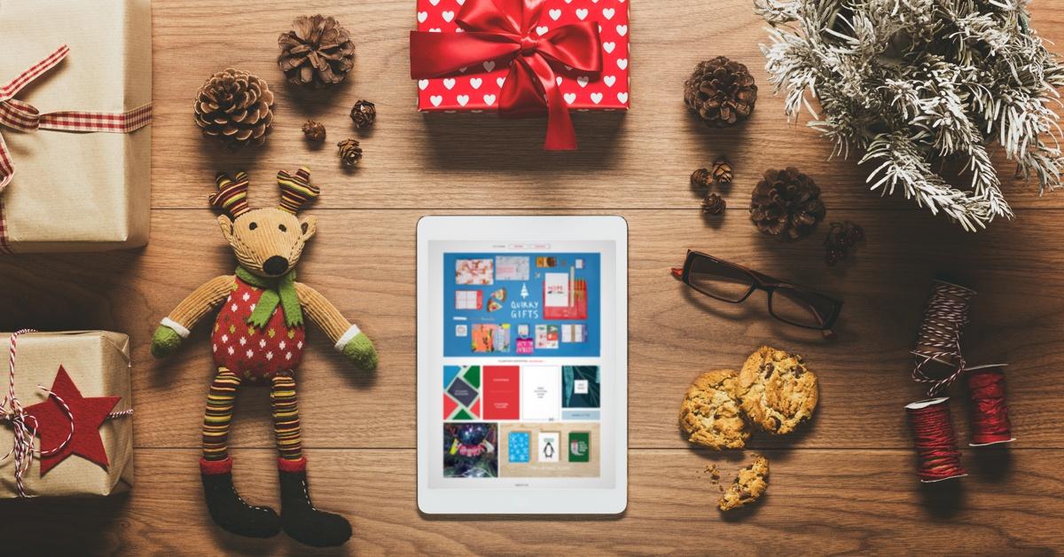 e-shop: βάλτε τους πελάτες στο κλίμα των εορτών!