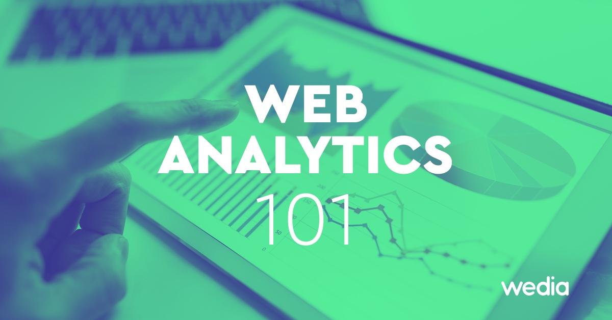 3 βασικοί όροι που πρέπει να γνωρίζετε για τα Web Analytics