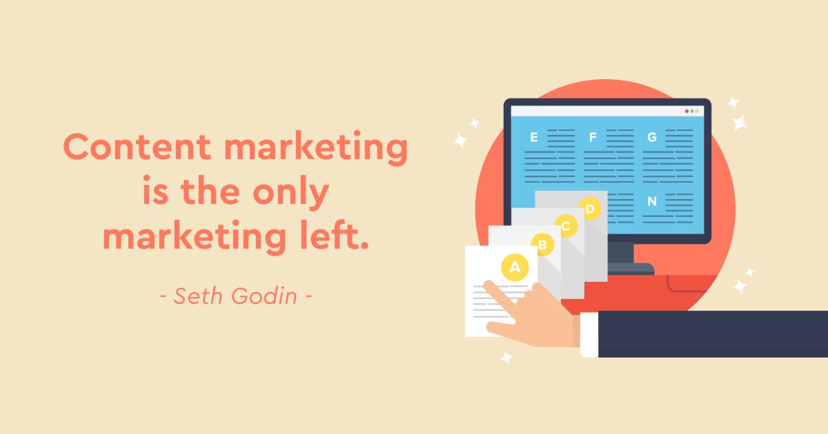 Το Content Marketing σε 3 απλά βήματα!