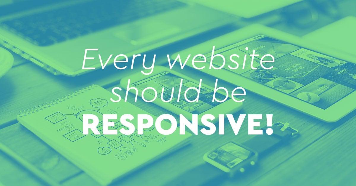 Τι είναι το responsive web design και γιατί το χρειάζεστε;