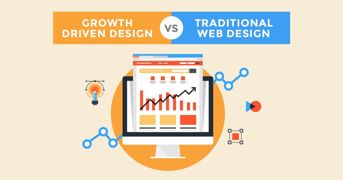 Κάντε τη διαφορά με το growth driven design!