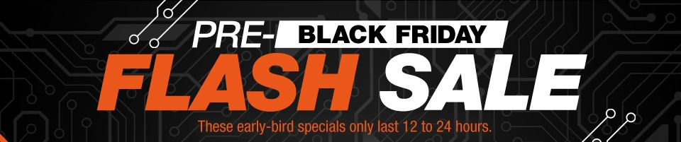 newegg - Black Friday example