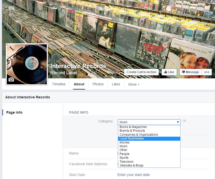 Ενεργοποίηση reviews στη Facebook σελίδα