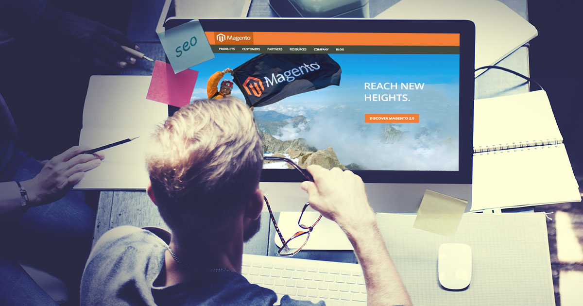 SEO και Magento: Τα μυστικά για ένα αποτελεσματικό e-shop!