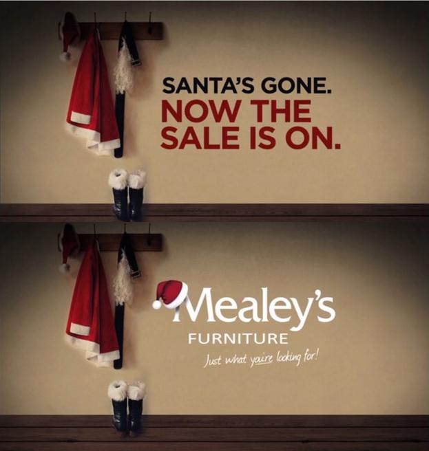 e-shop επίπλων Mealey's Furniture - Γιορτές