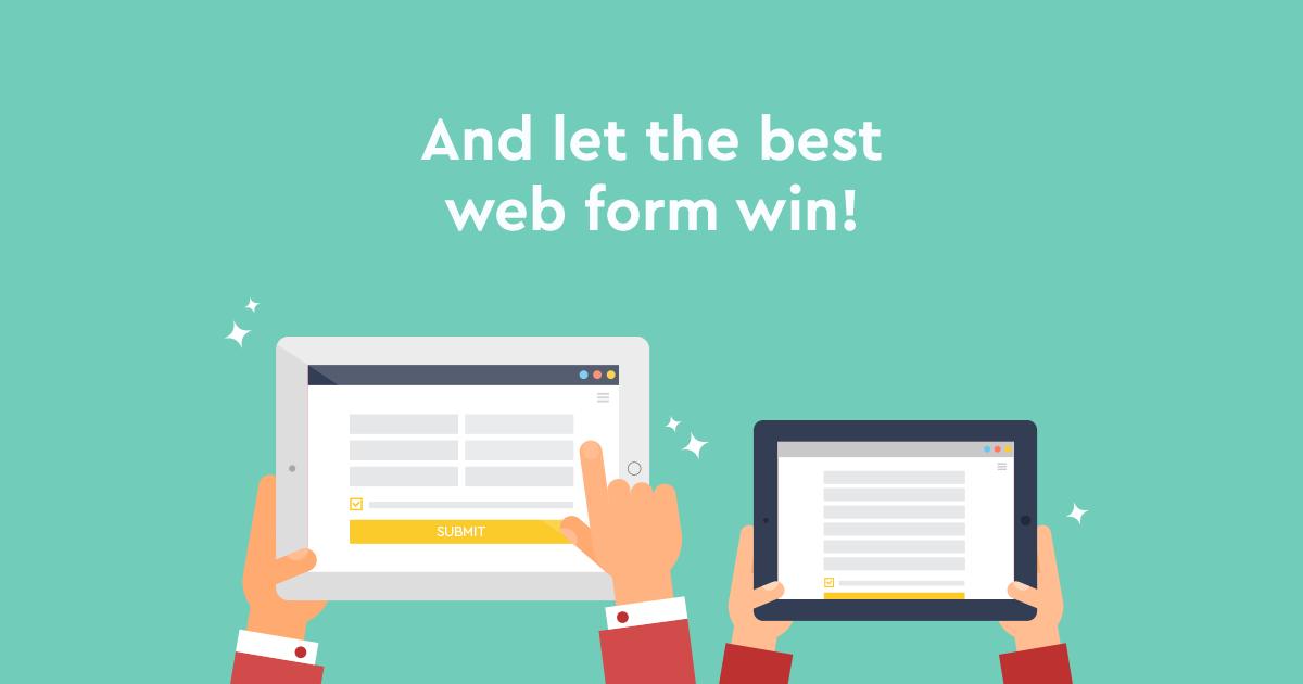 A/B testing σε web φόρμες: το μυστικό για να αυξήσετε το conversion rate!