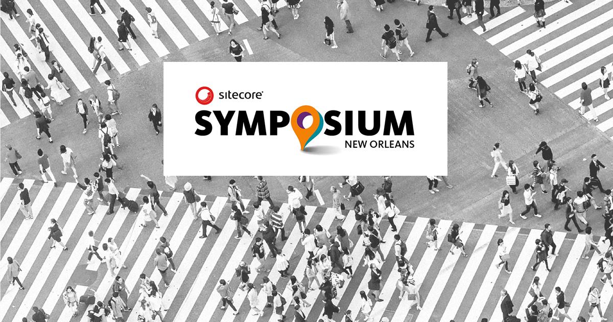 Sitecore Symposium 2016