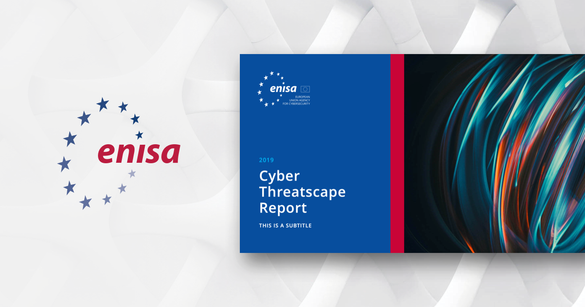 Website Information Architecture -Enisa Threat Landscape Reports