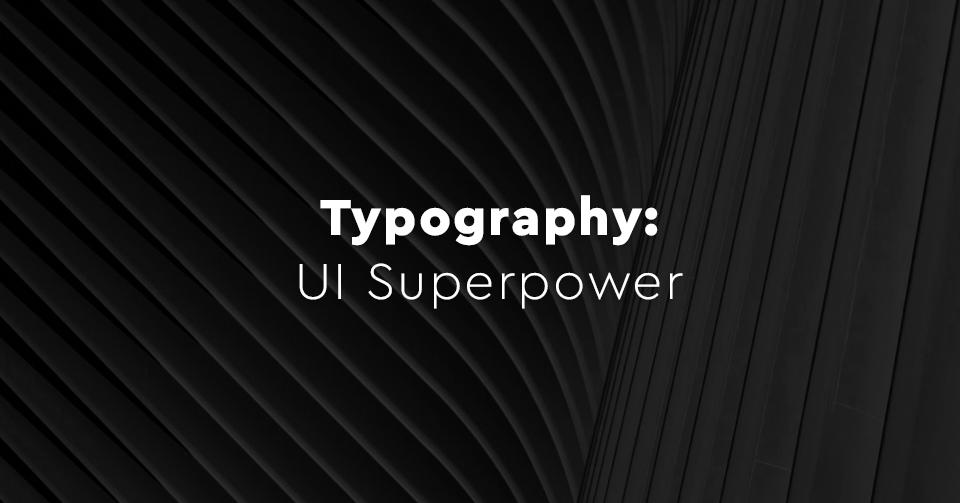 Τυπογραφια: Η αόρατη δύναμη, typo, typography