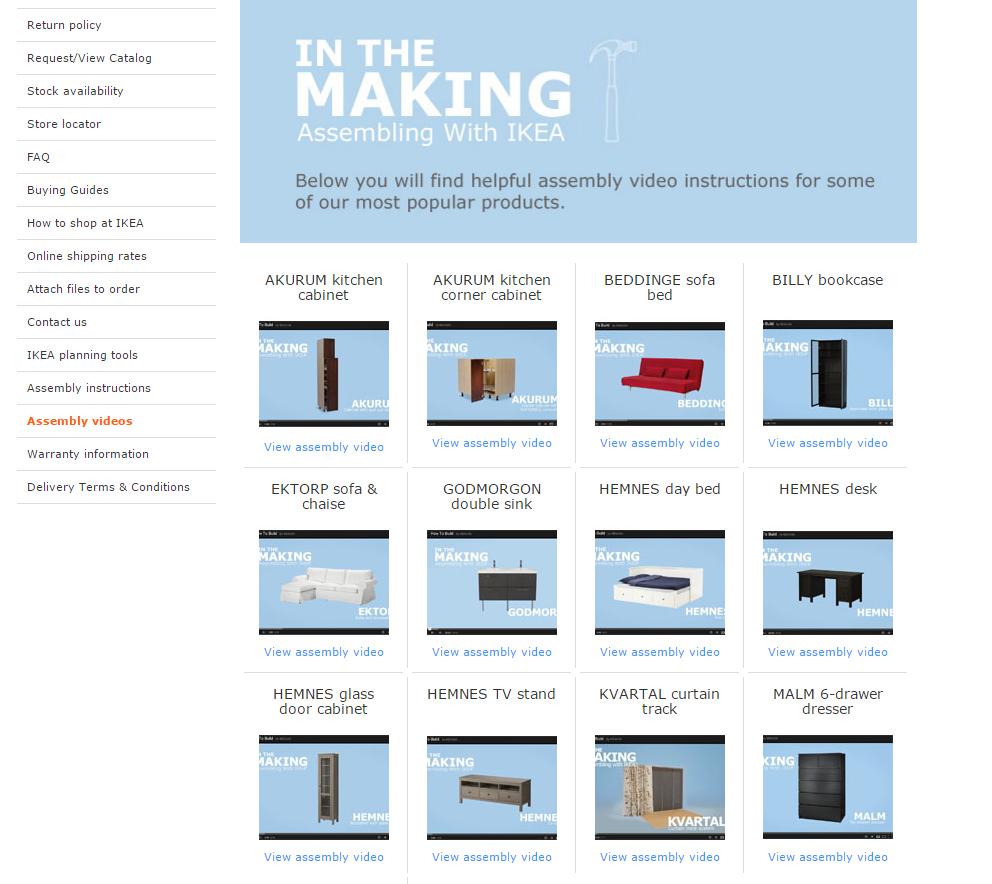Κατασκευή eShop - Εκπαιδευτικά videos