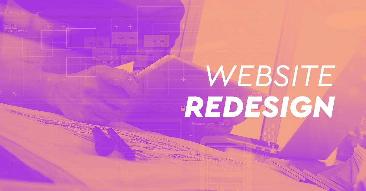 3 λόγοι για να κάνετε redesign στo website σας!