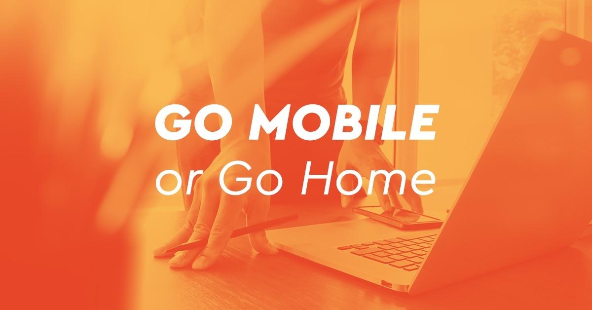 5 tips για να σχεδιάσετε ένα επιτυχημένο mobile first website