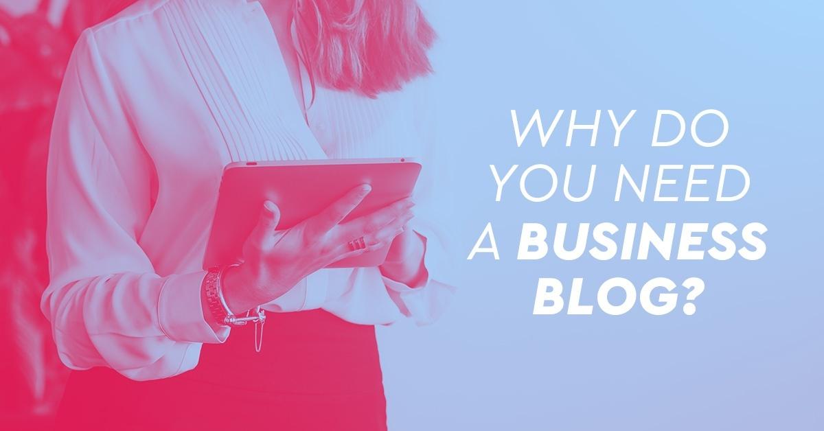 10 +1 λόγοι για να αποκτήσετε σήμερα εταιρικό blog