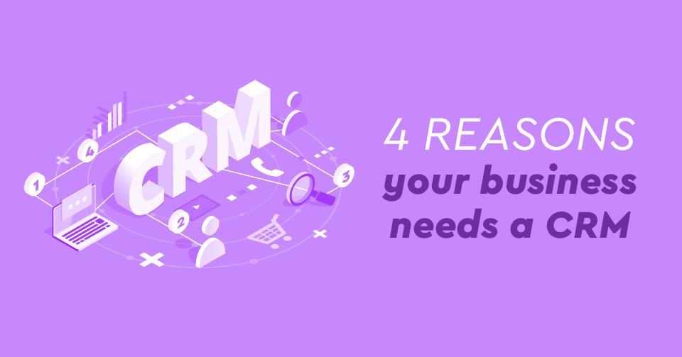 Τα οφέλη του CRM για την επιχείρησή σας