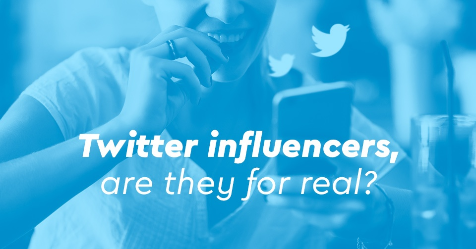 Κι όμως, το Twitter έχει influencers, σύμφωνα με πρόσφατη έρευνα!