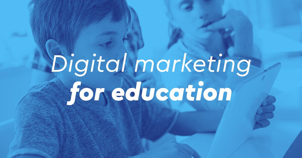 5 tips για αποτελεσματικό marketing σε εκπαιδευτικούς οργανισμούς