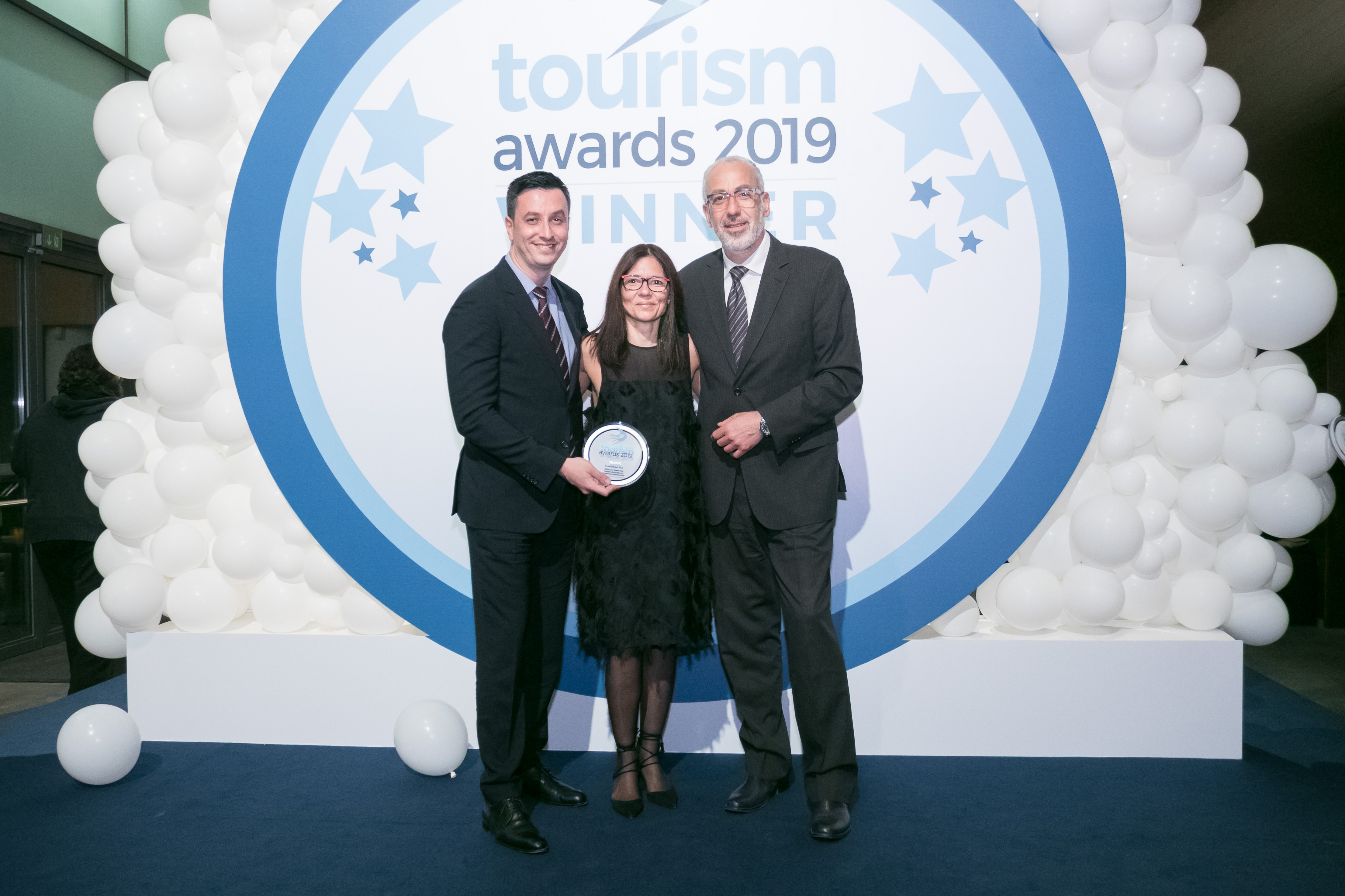Wedia - Minoan Lines - Tourism Awards 2019