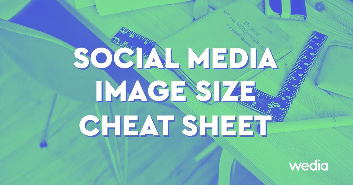 Ποιες είναι οι σωστές διαστάσεις εικόνων για τα social media;