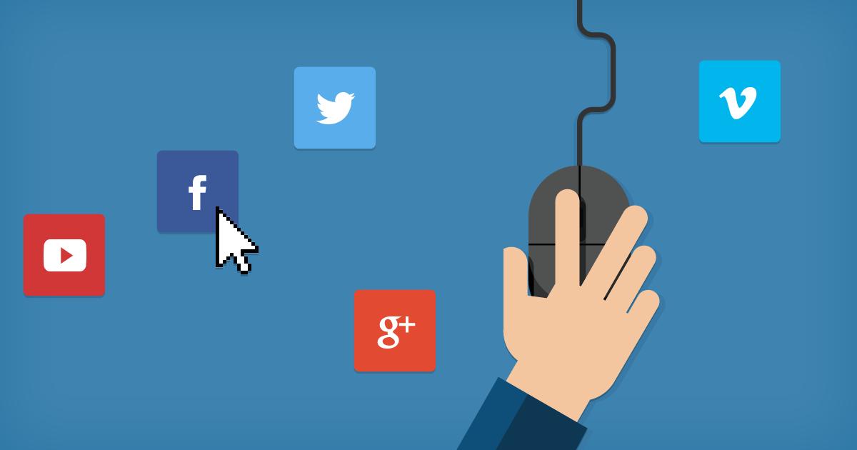Κατασκευή ιστοσελίδων: Πώς να φτιάξετε αποτελεσματικά Social Media Buttons!