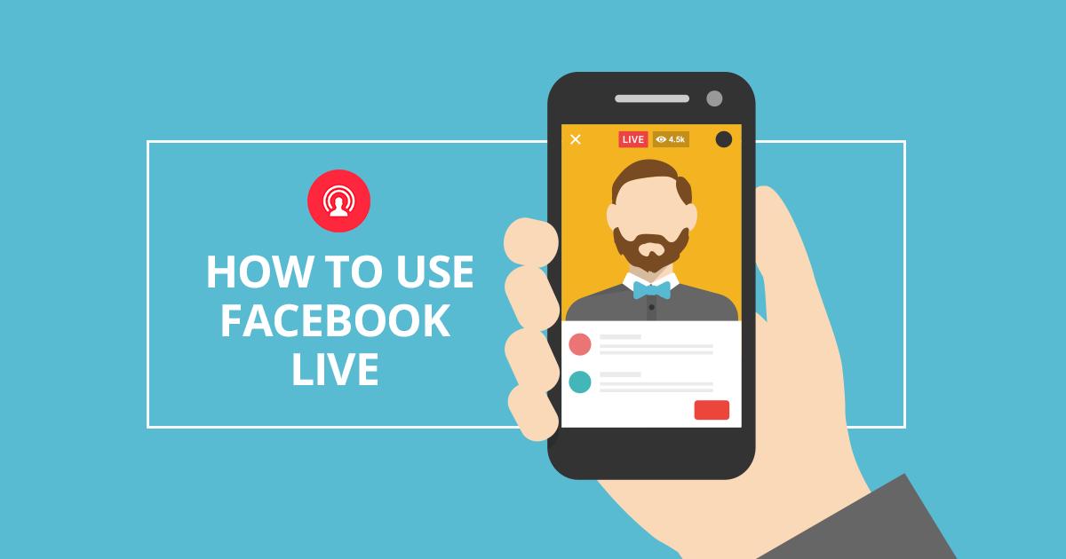 Μάθε πώς να κάνεις Facebook Live Streaming και δες αποτελέσματα!