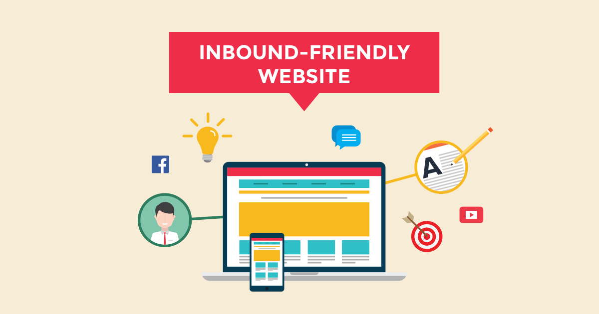 Τα 7 χαρακτηριστικά ενός inbound marketing website