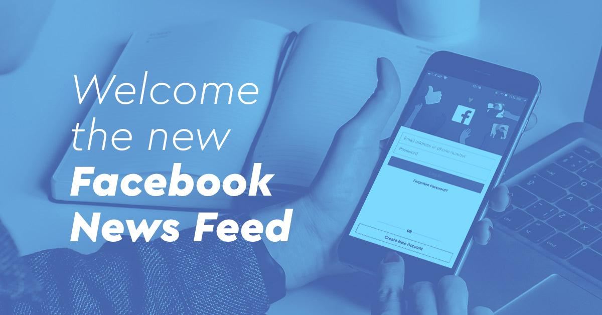 Πώς επηρεάζει τους marketers η αλλαγή στο News Feed του Facebook;