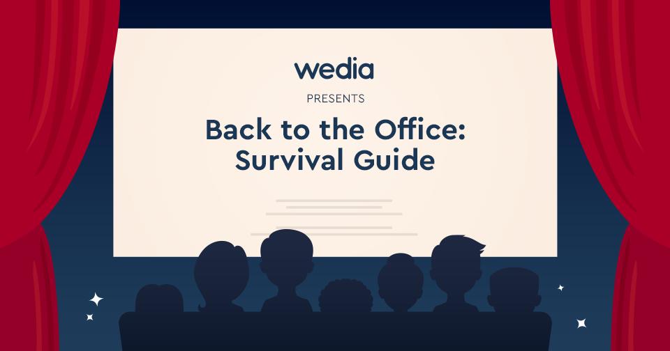 Back to the office? Eπιβιώστε με τη βοήθεια της μικρής & της μεγάλης οθόνης!