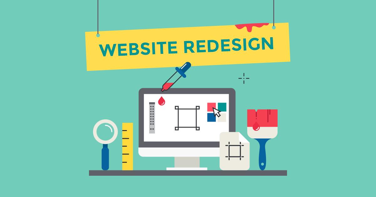 Καλωσορίσατε στη νέα εποχή του website redesign!