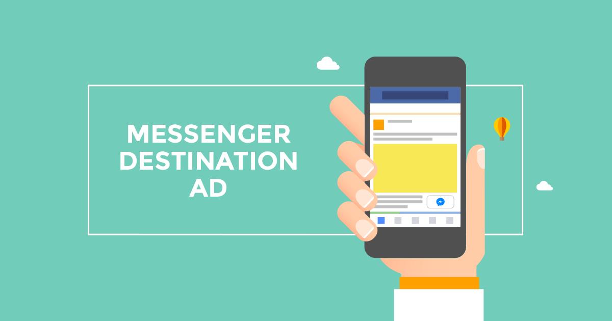 Νέα Facebook διαφήμιση με προορισμό το Messenger!