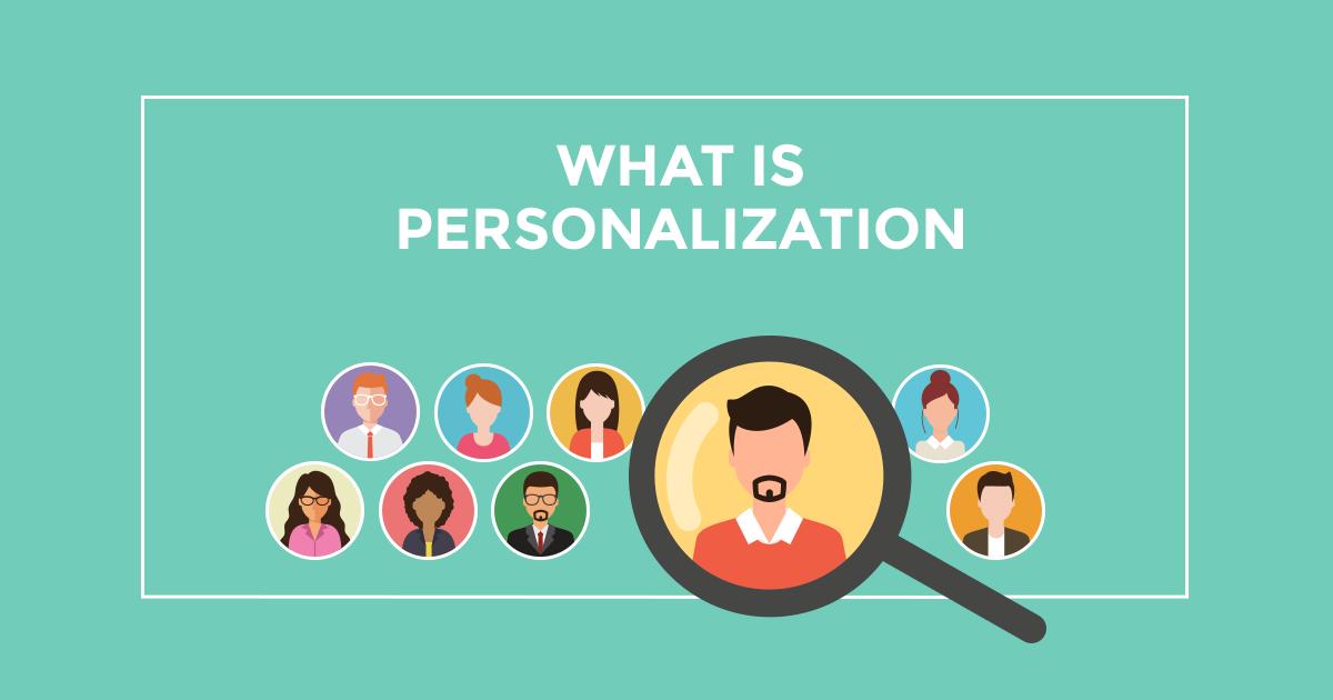 Η σημασία του personalization στην online marketing στρατηγική