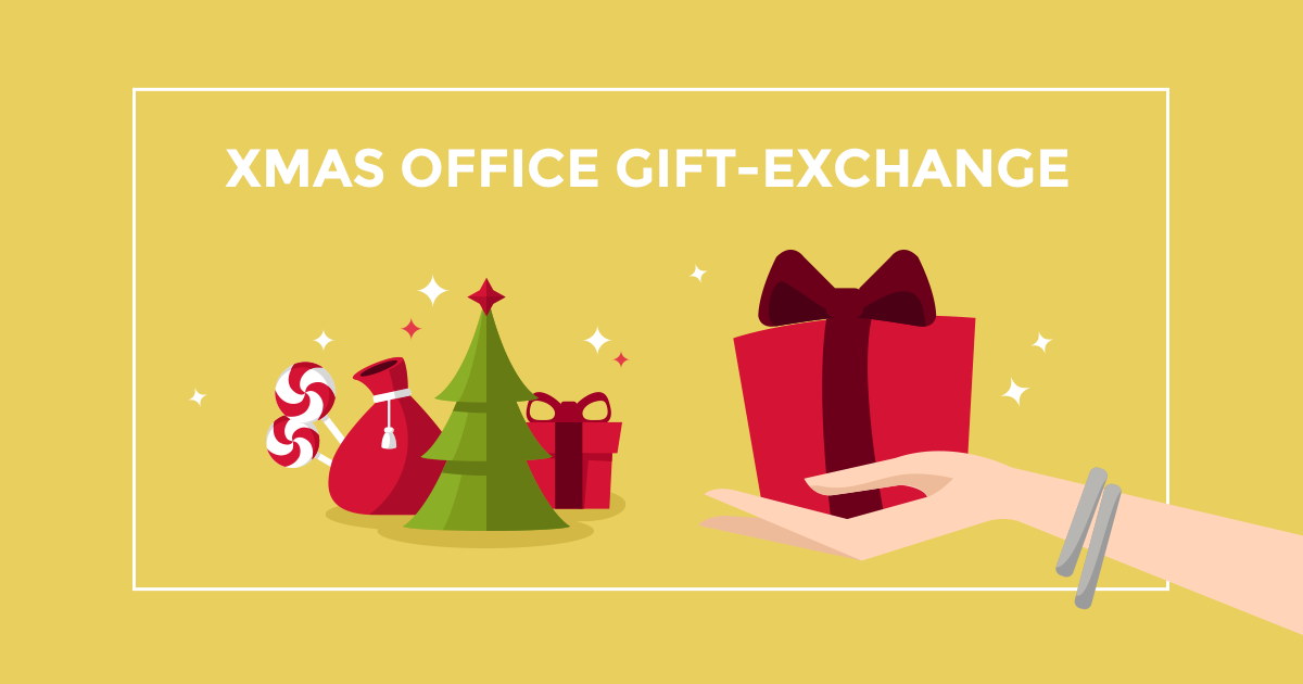 6 ιδέες συναδελφικής ανταλλαγής δώρων!